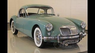 MG MGA Coupe 1959 -VIDEO- www.ERclassics.com