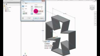 How to draw the Maltese Cross in Inventor