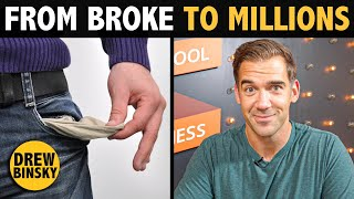 FROM BROKE TO IMPACTING MILLIONS (Lewis Howes)