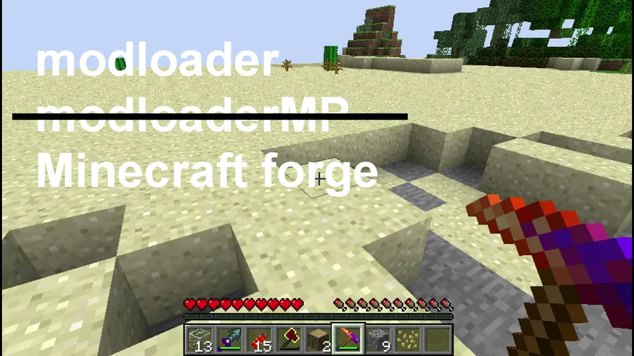 Minecraft Modloader