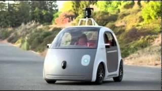 Video: conozca el nuevo carro de Google que no necesita conductor Free HD Video