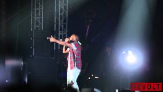 Kanye West Performs At Odd Future Carnival, Becomes Tyler