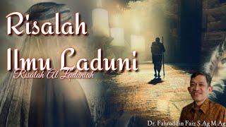 Risalah Ilmu Laduni_Ngaji Filsafat_Dr Fahruddin Faiz