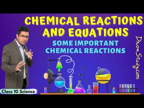 Chemical Reactions and Equations Class 10 Science | Chemical Reactions | Chemical Formula