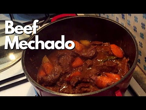 Beef Mechado Recipe With Achuete Or Annatto Seeds For Coloring