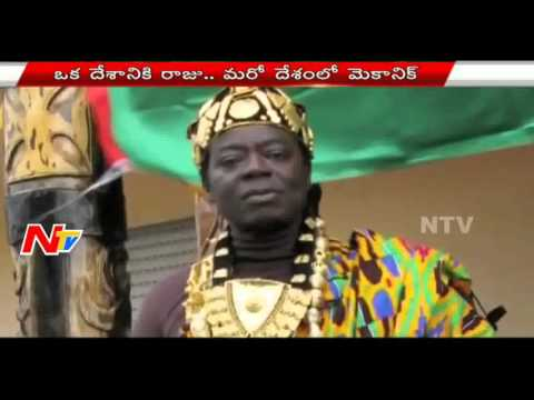 He's a Mechanic in Germany and a King in Africa | The Kings of Ghana | NTV