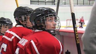 Jouer au hockey avec un trouble du spectre de l'autisme