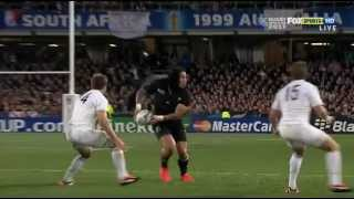 Rugby World Cup 2011 final : New Zealand v France (First half)
