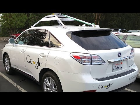 Is Society Ready for Driverless Cars? - Martyn Thomas