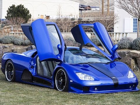 Carro SSC Ultimate Aero TT