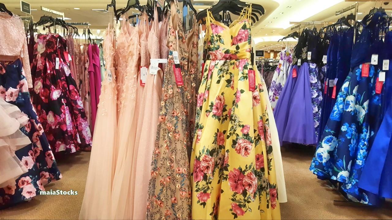 DILLARDS PROM Dresses 2019