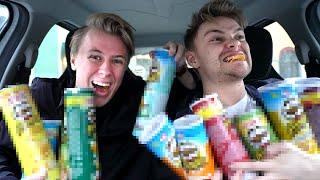 Testar Pringles-smaker du inte visste fanns!