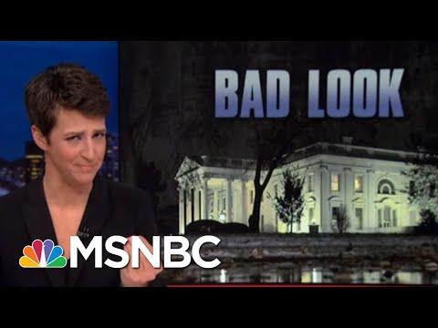 Robert Mueller Report Raises Questions About Donald Trump's Intel Chief | Rachel Maddow | MSNBC