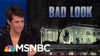 Robert Mueller Report Raises Questions About Donald Trump's Intel Chief | Rachel Maddow | MSNBC