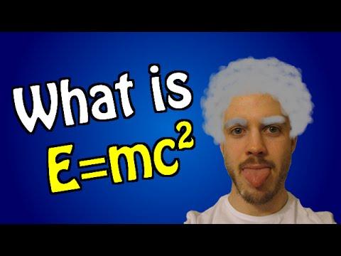 What is E=mc2