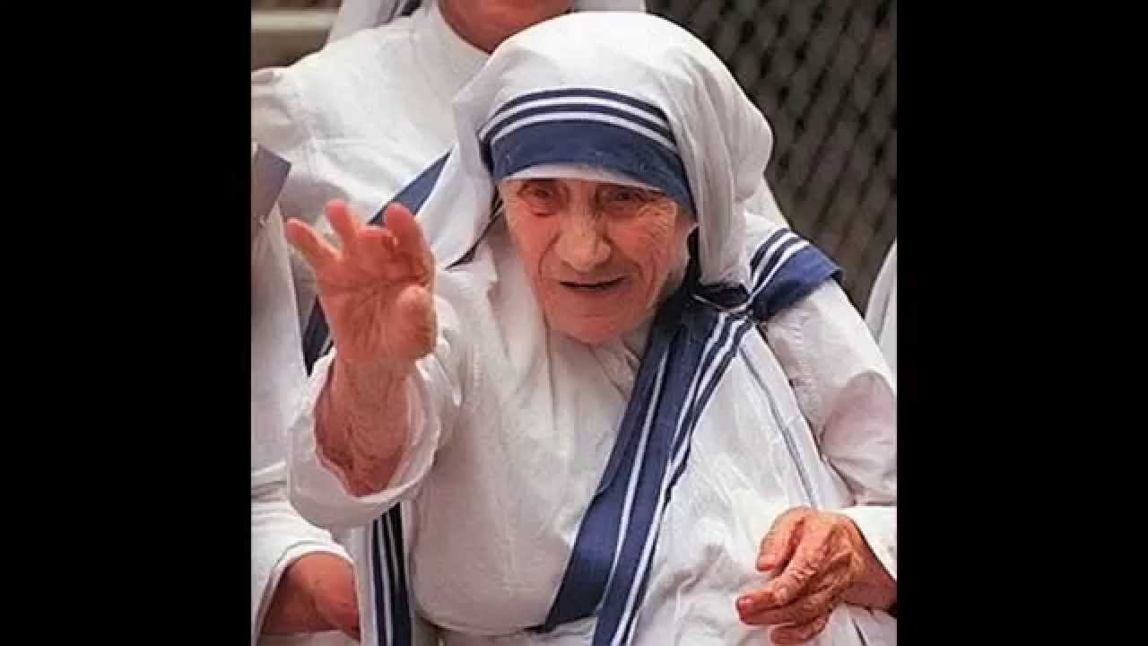 Exclusive Rare Pictures Of Mother Teresa
