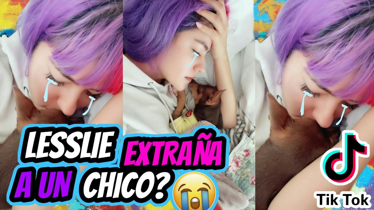 LESSLIE EXTRAÑA A UN CHICO?!!!😭😭 | LOS POLINESIOS TIKTOKS | #LosPolinesios