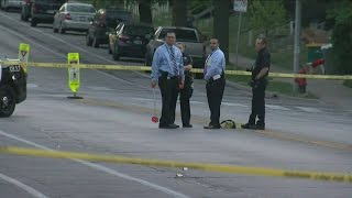Police investigating double shooting on Milwaukee's east side