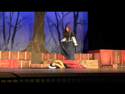 Prescott Middle School: Into the Woods (CastB)