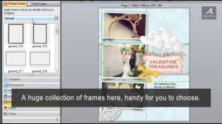 DIY Wedding Invitation Card with Photo Collage Maker AmoyShare