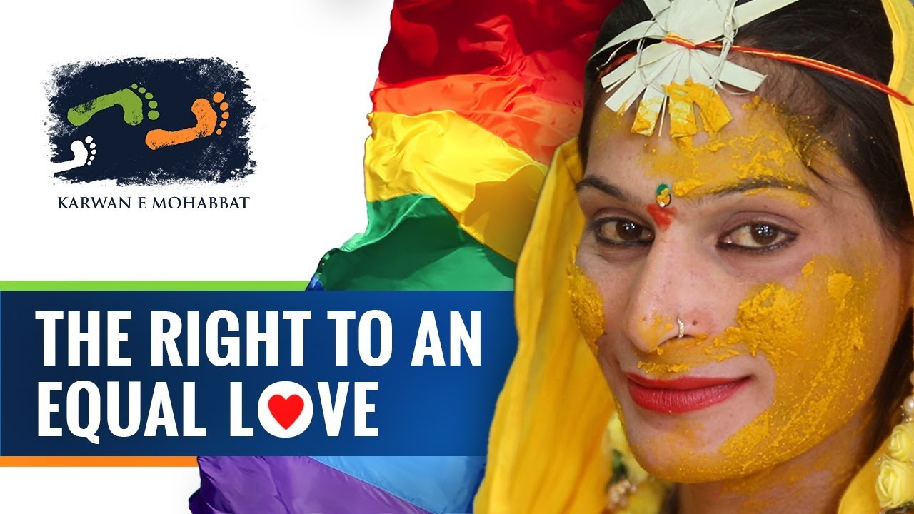 Download The Right to Equal Love - Marriage in the Transgender Community | Karwan e Mohabbat
