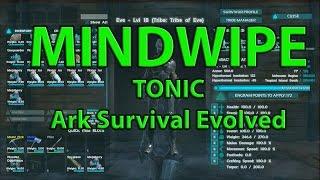 How to Make Mindwipe Tonic Ark Survival Evolved