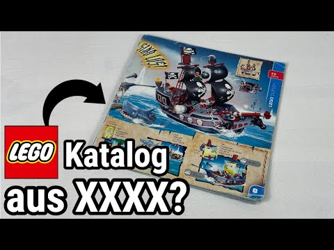 Mein Aller Erster LEGO Katalog! | LEGO Im Jahr ???? Durchblättern!