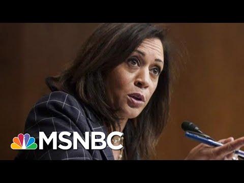 Joe: Harris A Landmark Pick And One That Made Most Political Sense   Morning Joe   MSNBC