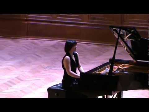 """J. S. Bach - E. Petri - """"Schafe können sicher weiden"""" - Ekaterina Mechetina, piano."""