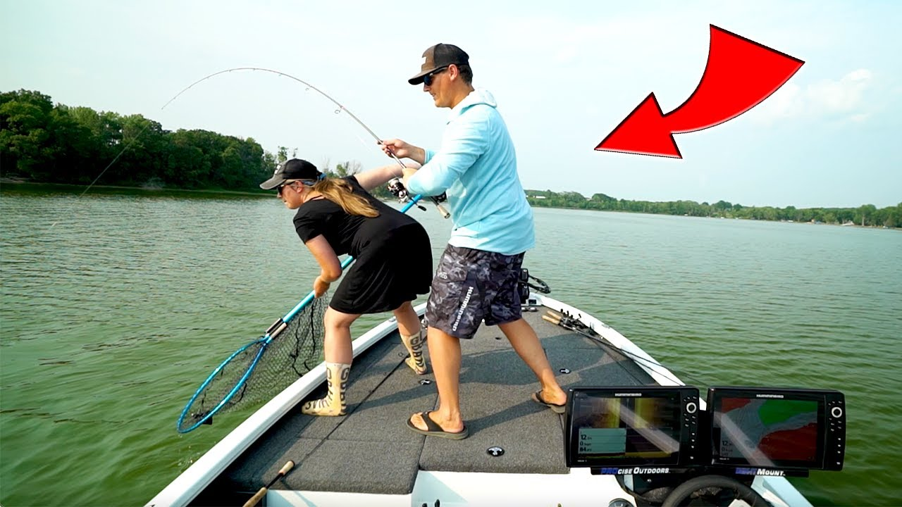 POWERHOUSE Team Fishing Tournament! (special lady guest)