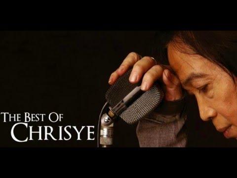 Chrisye -  Sendiri Lagi (lirik) HD