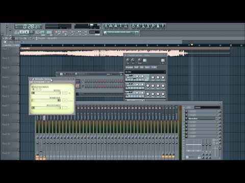 Deutsche FL Studio Tutorials   #03 YAY Dubstep Bass (3xOsc und Bitcrush)