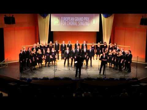 EUROPEAN GRAND PRIX FOR CHORAL SINGING 2014 - DEBRECEN, HUNGARY-SANKT JACOBS UNGDOMSKÖR