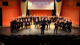 EUROPEAN GRAND PRIX FOR CHORAL SINGING 2014 - DEBRECEN, HUNGARY-SANKT JACOBS UNGDOMSKÖR