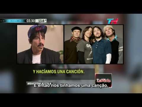 Anthony Kiedis fala sobre John Frusciante no programa La Viola (Junho de 2016) [Legendado PT/BR]
