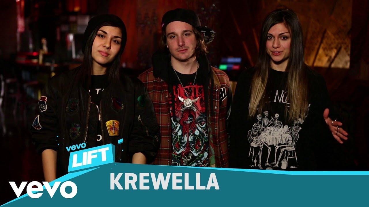 Krewella - LIFT Intro: Krewella (VEVO LIFT)