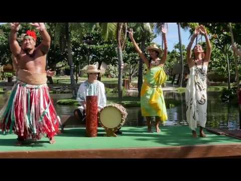 How to Dance Tahitian: Tamure and Paoti