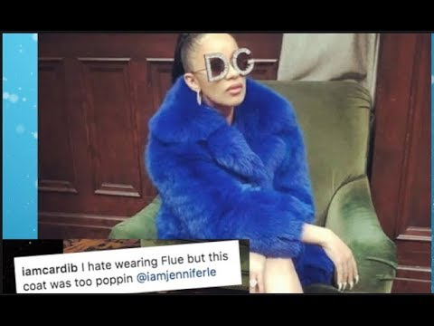 "Cardi B Gets Checked By Set For Disrespectful Flue/Blue Comment, ""Cardi Dont Come To LA"""""