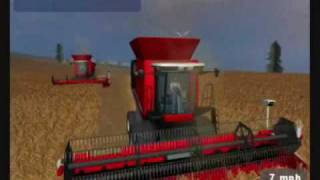 Farming Simulator 2009 Gameplay