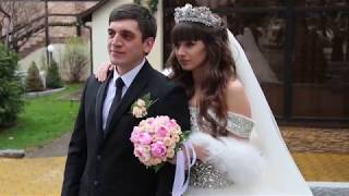 Свадебный видео ролик с разными национальностями по Краснодарскому краю