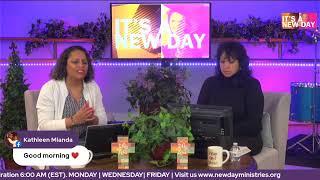 IT'S A NEW DAY | MORNING PRAYER  Monday  January 18, 2021