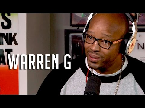 Warren G talks growing up as Dr. Dre's brother, Snoop's early rap battles and his new album