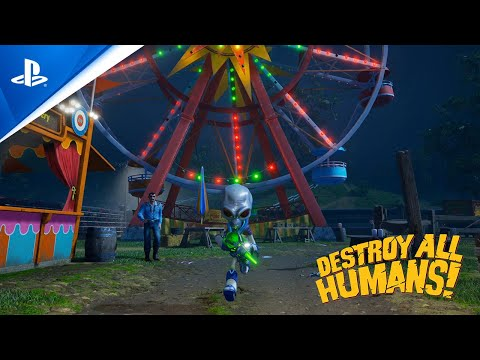 Destroy All Humans! (2020) - Release Trailer | PS4