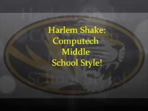 Harlem Shake Edison Computech Style