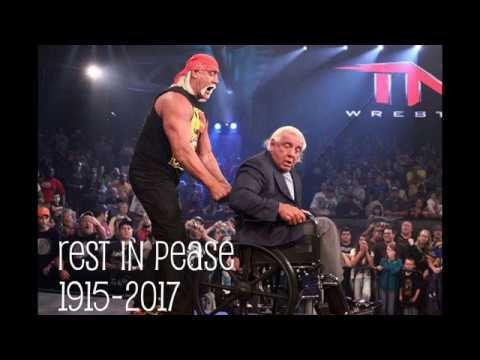 RIC FLAIR DEAD AT 70 WWE Tribute