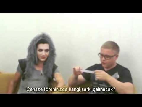 Billboard Interview (Moscow, Russia) - 03.06.2011 Part 1 (Türkçe Altyazı - Turkish Subtitles)
