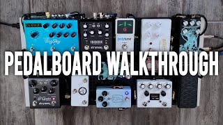 Worship Pedalboard Walkthrough 2021 - Strymon Iridium