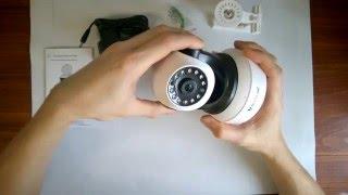 Домашняя IP-камера Vstarcam C7824WIP HD720P WiFi