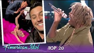 Uche: Katy Perry COLLAPSES After This CRAZY Performance! | American Idol 2019
