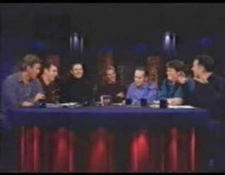 Savage Garden interview on The Panel